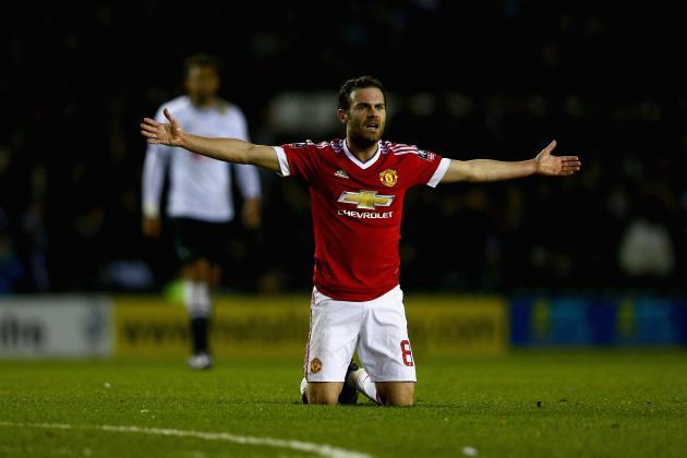 Manchester United Transfer News: Juan Mata, Marouane Fellaini Exits, Top Rumours