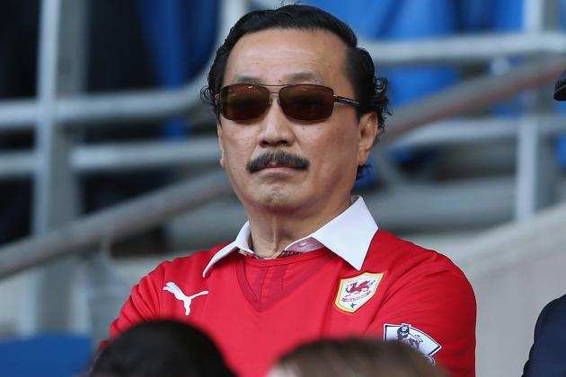 Cardiff Owner Tells Players: Shoot More, Because Ugly Men Get Beautiful Wives