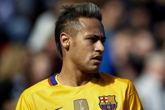 Real Madrid Transfer News: Latest on Neymar, James Rodriguez Rumours