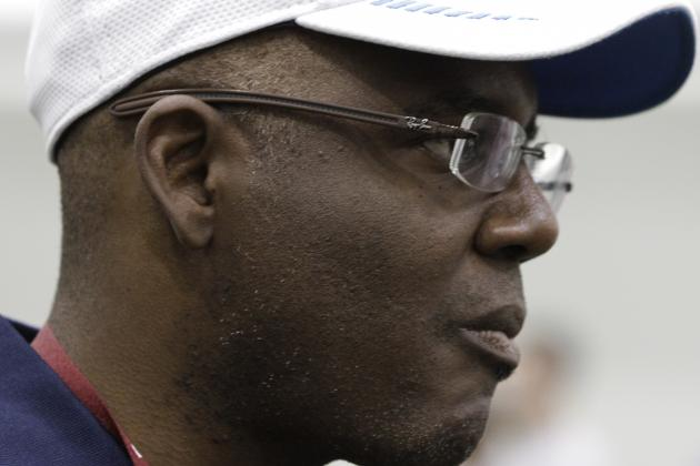 Martin Mayhew Hired as Giants' Director of Football Operations, Special Projects
