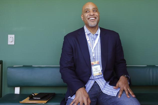 MLB Union Leader Tony Clark Comments on Amount of Unsigned Players