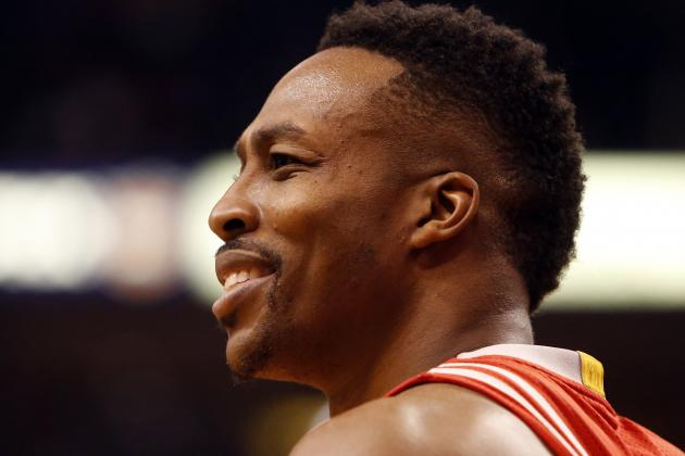 Dwight Howard, Agent Comment on Trade Rumors, Rockets Plans and More