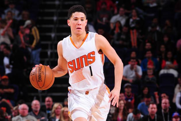 Devin Booker Reportedly Will Replace Nerlens Noel in 2016 Rising Stars Challenge