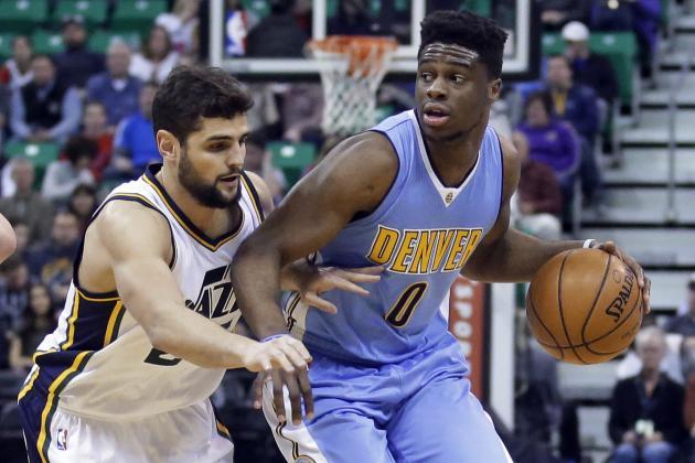 Emmanuel Mudiay Will Replace Patrick Beverley in 2016 NBA Skills Challenge