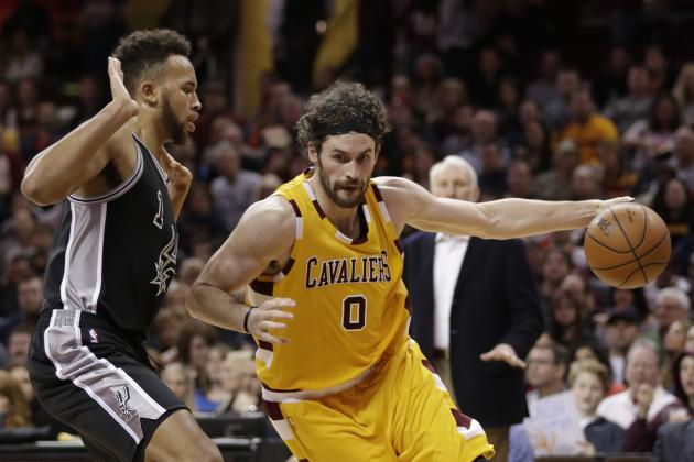 Kevin Love Injury: Updates on Cavaliers Star's Knee and Return