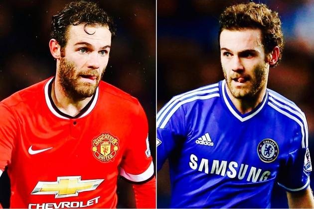 Should Chelsea Consider Buying Juan Mata Back from Manchester United?
