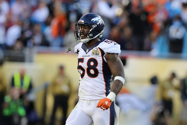 Von Miller Comments on Free Agency, Future with Broncos