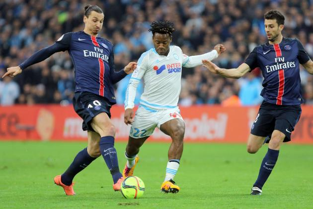 Marseille's Michy Batshuayi Not the Right Transfer Target for Tottenham Hotspur