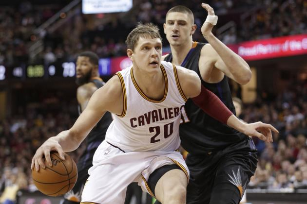5 Biggest Issues Cleveland Cavaliers Must Address at the Trade Deadline
