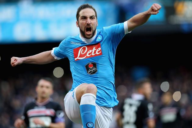Chelsea Transfer News: Gonzalo Higuain Rejected January Move, Latest Rumours