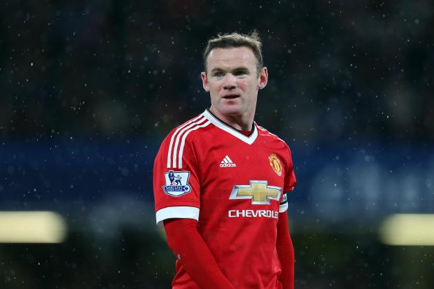 Manchester United Transfer News: Wayne Rooney China Terms Reported, Top Rumours
