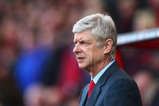 Arsenal vs. Leicester City: Arsene Wenger Talks EPL Title Race, More in Presser