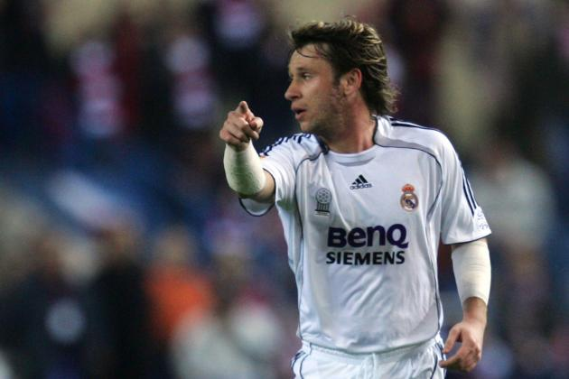 Antonio Cassano: My Status as a Real Madrid Player Helped Fuel My Sex Addiction