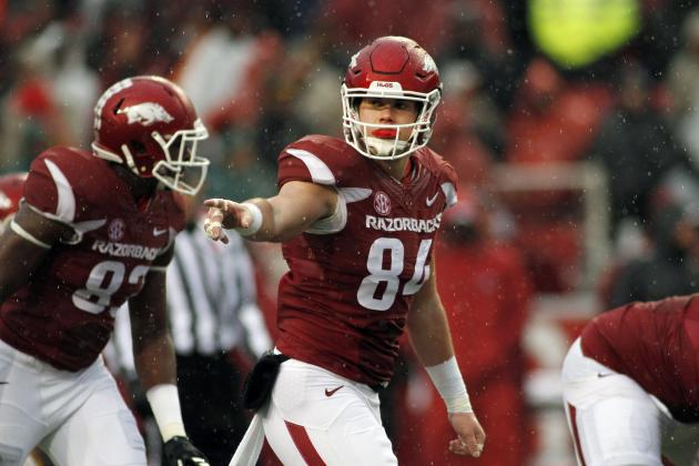 Hunter Henry Is 2016 NFL Draft's Best Tight End, and It's Not Close