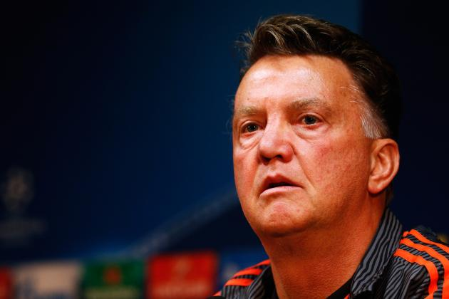 Sunderland vs. Manchester United: Louis van Gaal's Key Comments from Presser