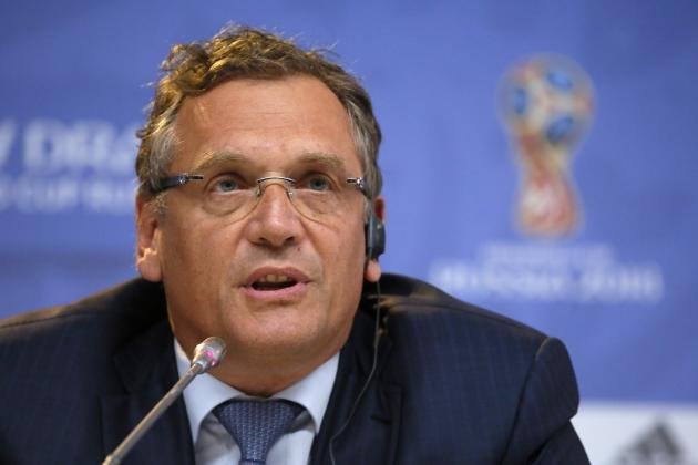 Jerome Valcke Banned from Football-Related Activities for 12 Years