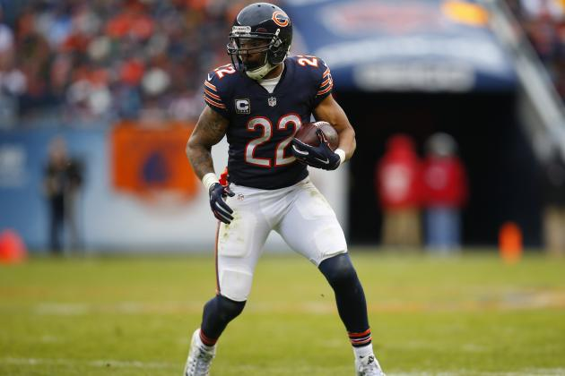 Matt Forte Announces He Won't Return to Bears Next Season