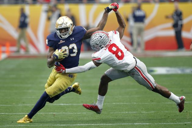 Notre Dame Football: Underclassmen with Best Chance to Earn 2016 Starting Spot