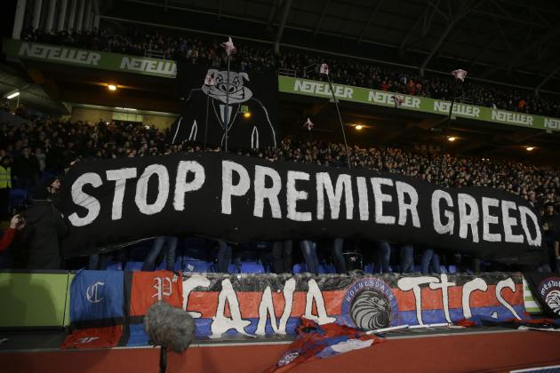 More Premier League Fans Need to Rise Up to Defeat Ticket-Price Greed