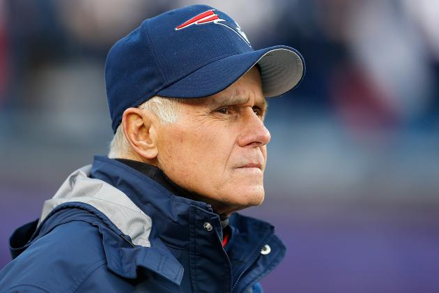 Dante Scarnecchia's Return Is a Dream Situation for New England Patriots