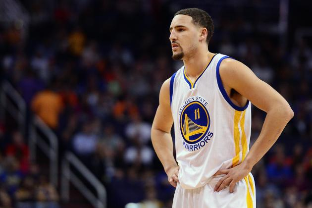 Klay Thompson Comments on Warriors' Pursuit of Bulls' 72-10 Record