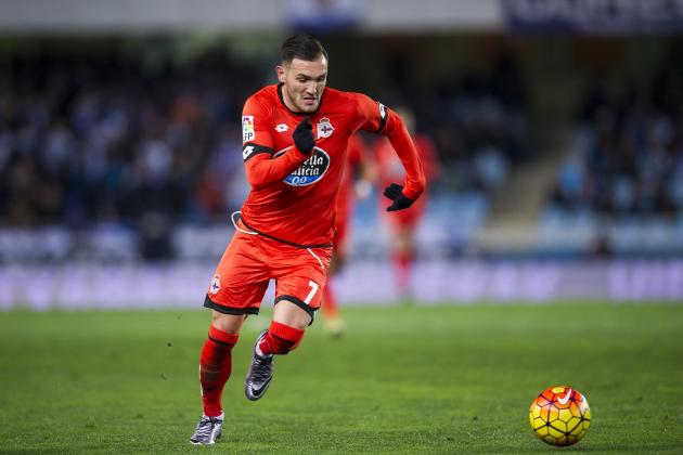 Liverpool Transfer News: Latest Lucas Perez, Leandro Paredes Rumours