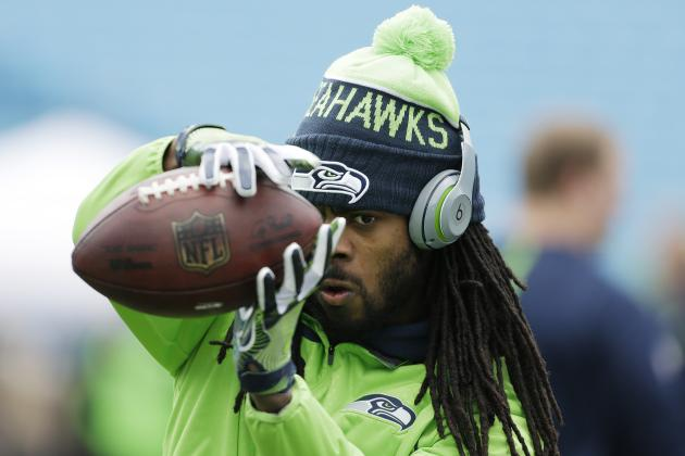 Richard Sherman Q&A: CB Talks Success, Failure and Life Away from the Field