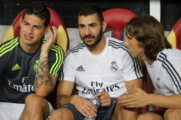 Real Madrid Transfer News: Carlo Ancelotti Wants Karim Benzema, James Rodriguez