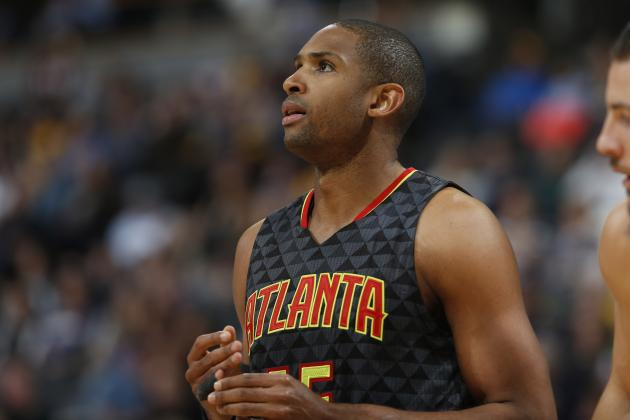 Al Horford to Replace Chris Bosh in 2016 NBA All-Star Game