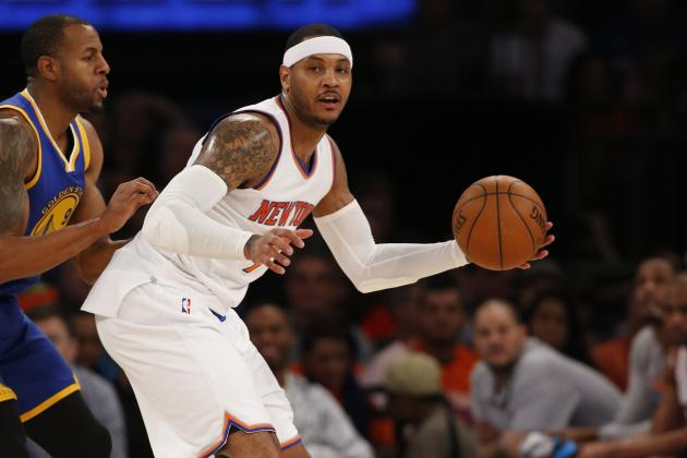 Carmelo Anthony Trade Rumors: Latest News, Speculation on Knicks Star