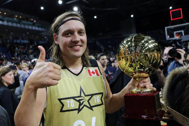 Win Butler Named MVP for 2016 NBA Celebrity Game: Comments and Reaction