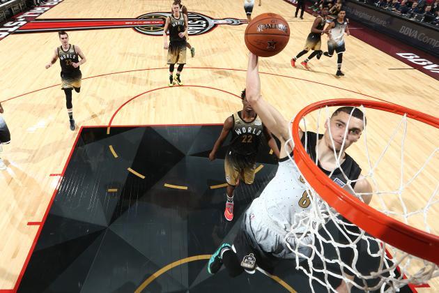 NBA Rising Stars Challenge 2016: Score, MVP, Highlights and Twitter Reaction