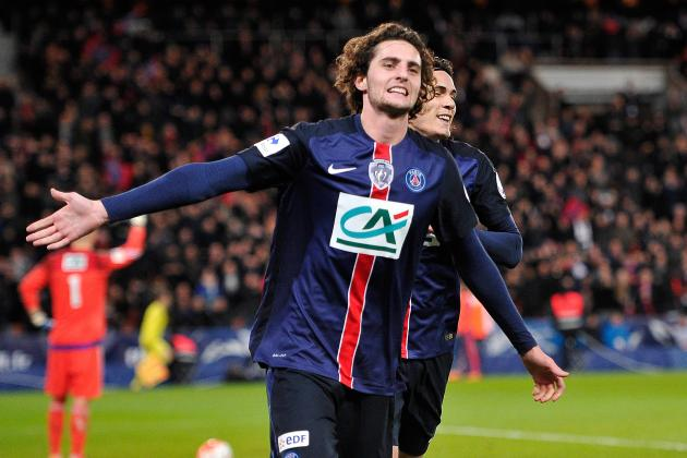 Arsenal Transfer News: Latest on Adrien Rabiot, Top Gunners Rumours