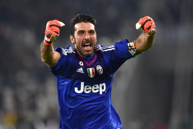 Gianluigi Buffon Voted Greatest-Ever Goalkeeper by France Football Magazine
