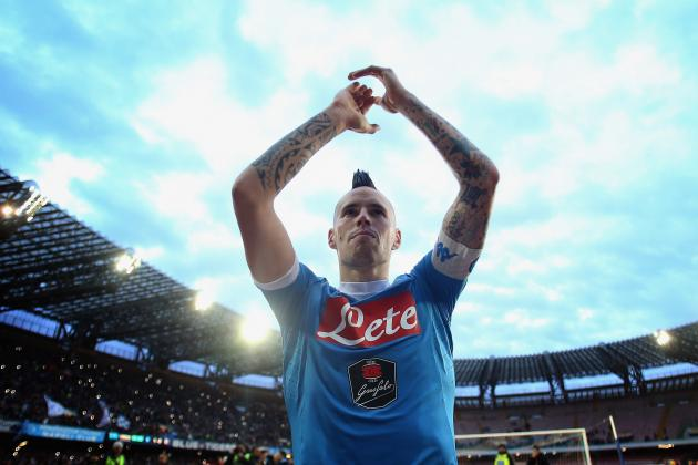 Juventus vs. Napoli: Live Score, Highlights from Serie A