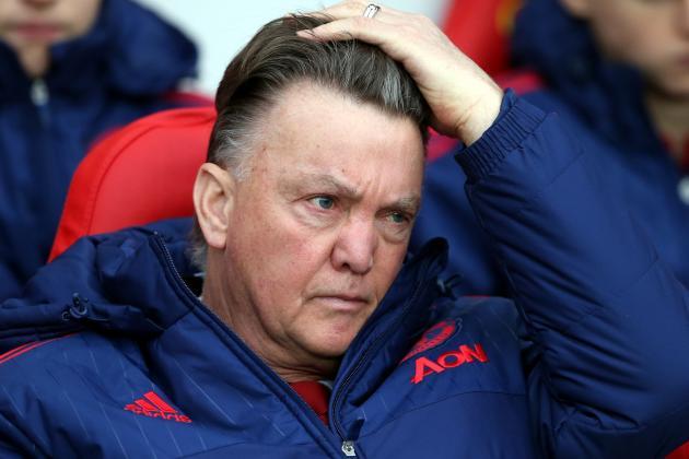 Louis van Gaal, Wayne Rooney Doubt Manchester United's Top-4 Chances