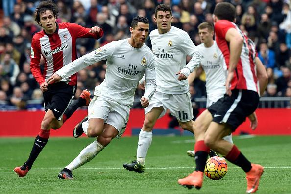 Real Madrid vs. Athletic Bilbao: Live Score, Highlights from La Liga