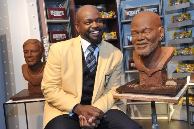 Emmitt Smith Discusses Adrian Peterson, Evolution of Role of Running Back