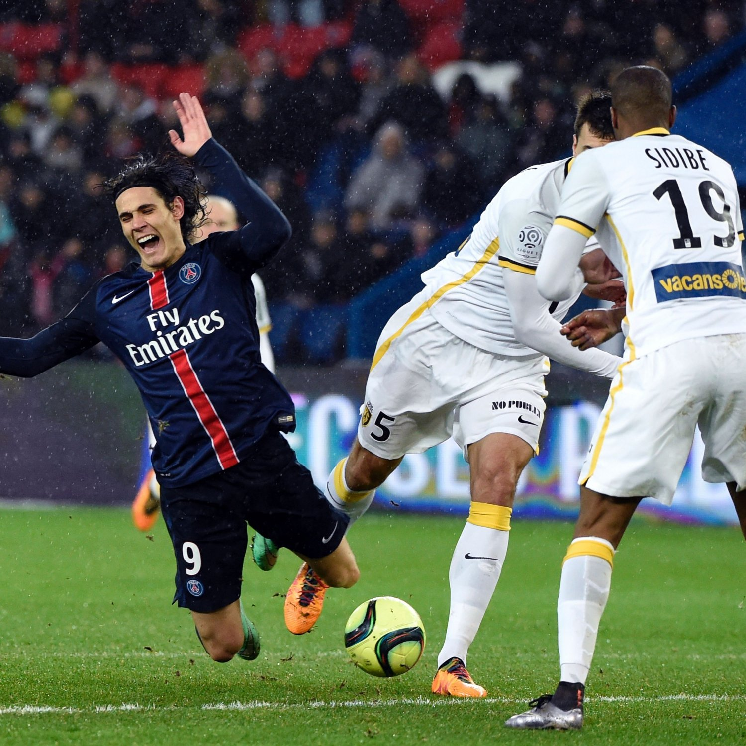 Malmo Vs Psg Winners And Losers From Champions League: PSG Vs. Lille: Winners And Losers