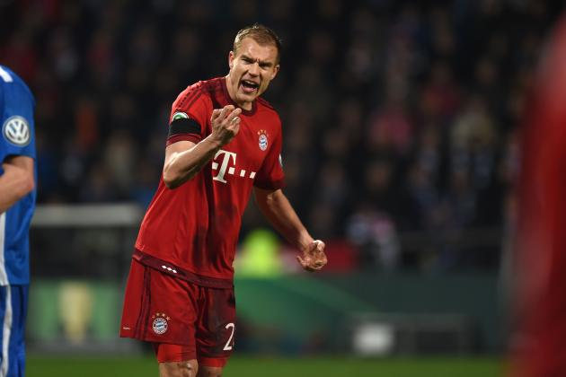 Holger Badstuber Injury: Updates on Bayern Munich CB's Return from Ankle Surgery