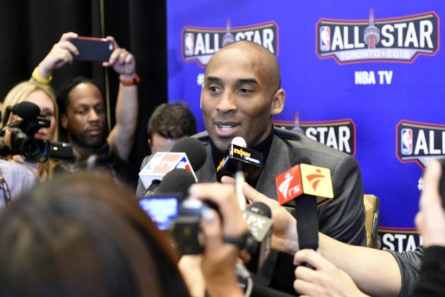 Kobe Bryant Says Entering NBA out of High School Was His 'Best Decision'