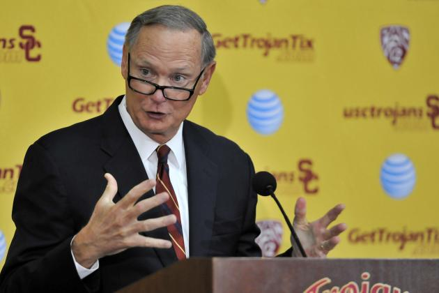 Pat Haden Comments on Status After Being Released from Hospital