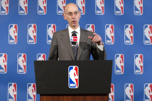 Adam Silver Comments on Luxury Tax , Hack-a-Shaq Rule, Kobe Bryant, More