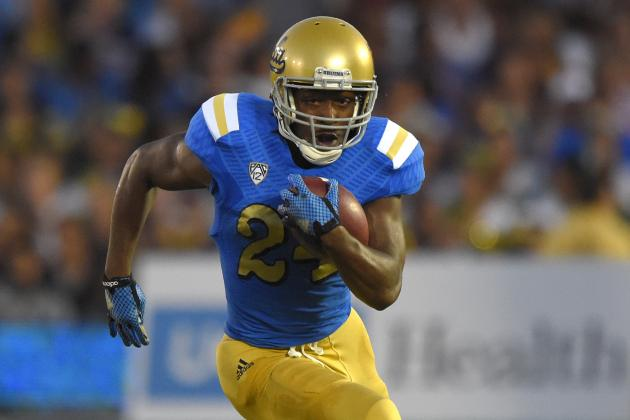 Why UCLA RB Paul Perkins Is NFL Draft's Most Underrated Weapon