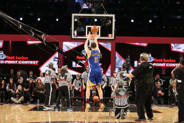 NBA 3-Point Contest, Skills Competition 2016: Live Results from All-Star Weekend