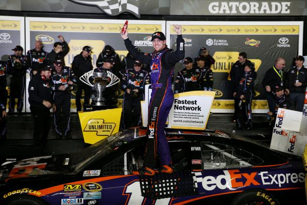 NASCAR at Daytona 2016 Results: Sprint Unlimited Winner, Finish Order, Reaction