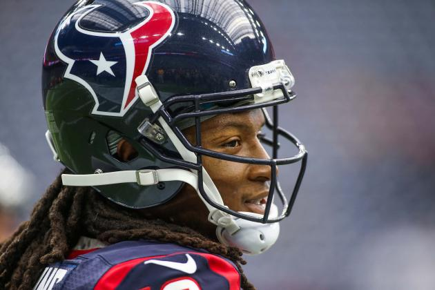 DeAndre Hopkins Says He Would Play Entire Career with Texans