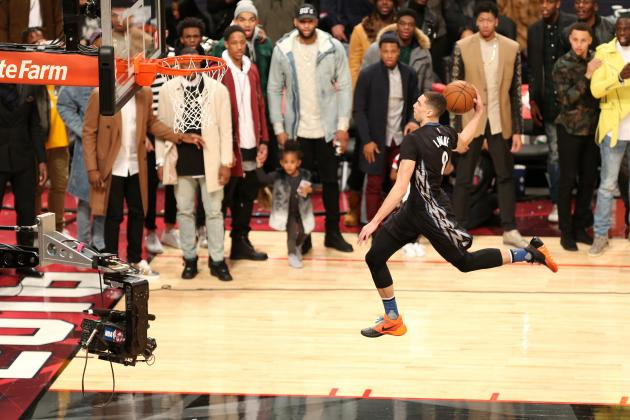 NBA Slam Dunk Contest 2016: Winner, Highlights, Scores and Twitter Reaction