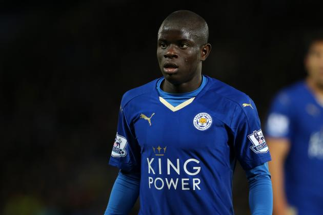 Arsenal Transfer News: Latest on N'Golo Kante, Pierre-Emerick Aubameyang Rumours