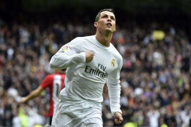 Cristiano Ronaldo Gives Glimpses of Peak Ronaldo as Real Madrid Defeat Athletic